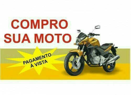 Compramos ou consignamos sua moto!